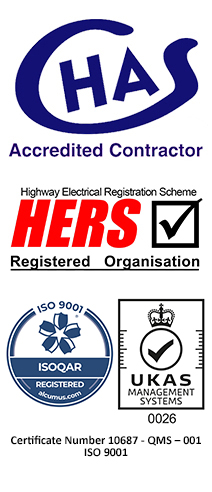 Lighting & Signs Accreditations